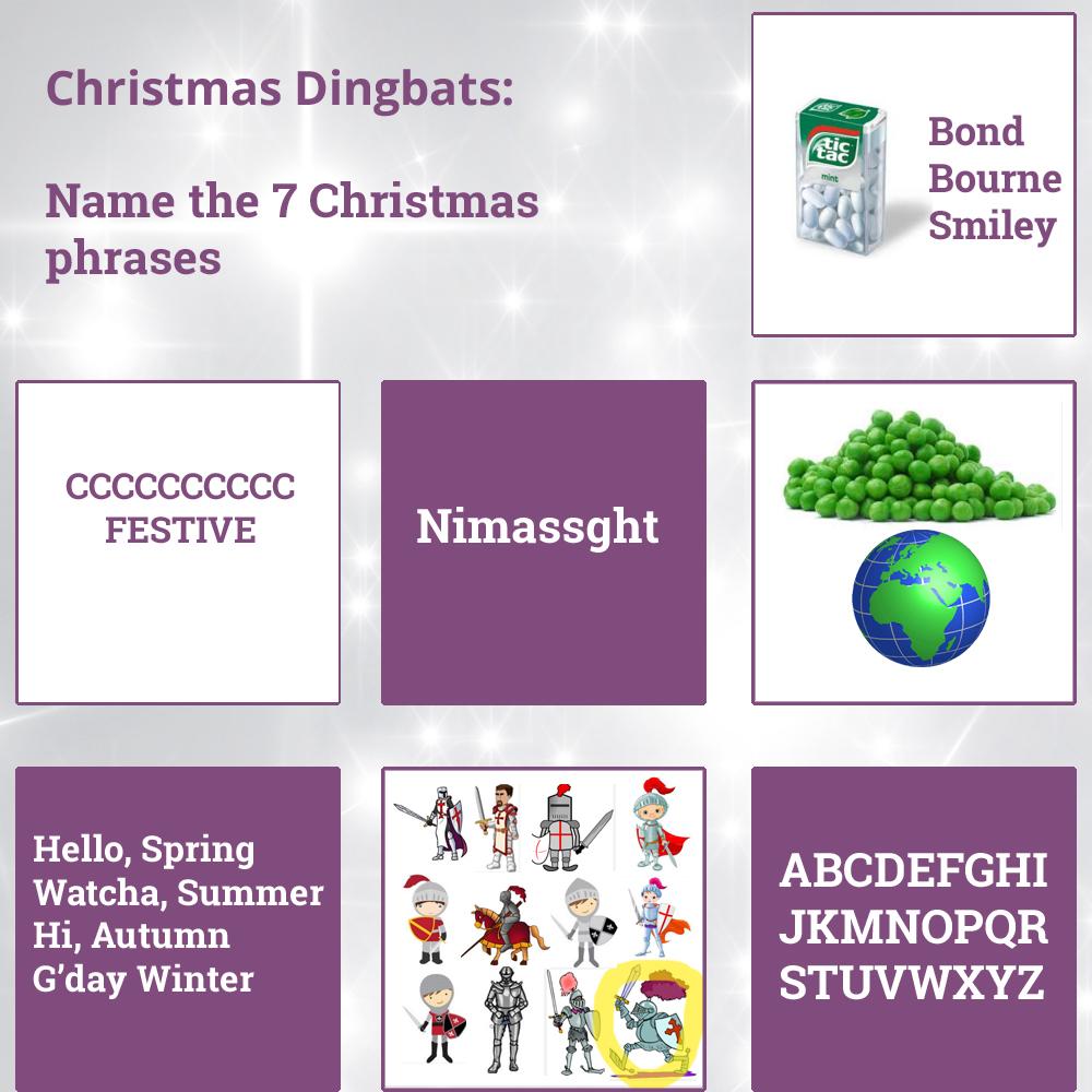 Mole Advent 2015 - Christmas fun - Mole Productions Ltd