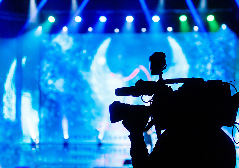 Events video package